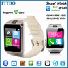 Newest Pedometer 1.54inch SIM TF new model watch mobile phone