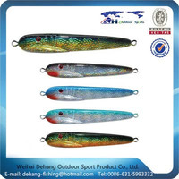 Lead Fish Lure Custom Fishing Lures Artificial Lures Fishing Bait Companies
