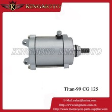 Chinese Dirt Bike start motor for TITAN99 motorcycle