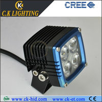 27w high lumen led work light for heavy duty car