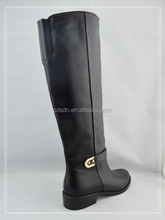 hot sale sex lady boot with platform