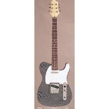 Standard 25.5 Guitar with custom headstock