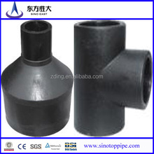 hot sale pipe fitting,PVC pipe fitting,HDPE pipe fitting from China manufacturer