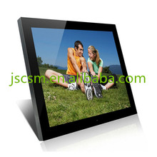 HD! high resolution wide viewing angle 4:3 screen full function digital display 19 inch