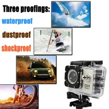 2015 Newest full hd camcorder 1080p waterproof with great price