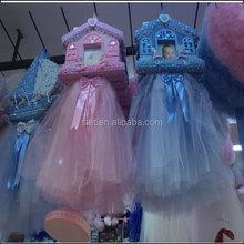 6 inch 25 Yards nylon tulle fabric wholesale for children tutus skirt
