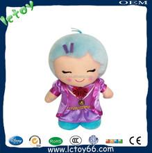 Cutom high quality Cute plush stuffed voodoo doll japanese