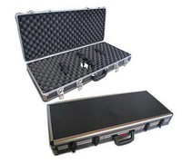 Hard aluminum military gun case RZ-SG-026