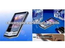 "New slim 8GB 1.8"" inch LCD MP3/MP4 FM radio player"