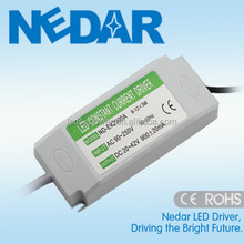 SAA Approved LED Driver CC Constant Current 900mA 1050mA 220V for Indoor Home Light Application 30W/20W 30W 40W 50W 60W 70W 80W