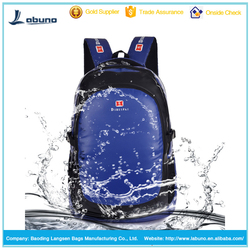 factory cheap waterproof laptop backpack