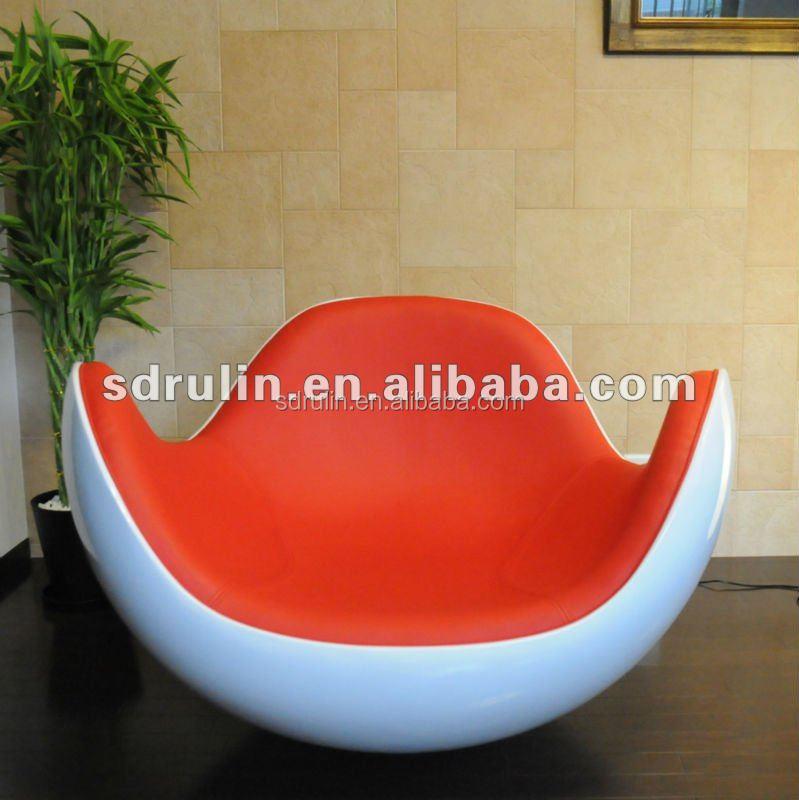 De fibra de vidrio muebles placentero lounge chair sillas for Muebles de fibra de vidrio