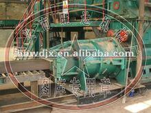 2012 China Newest!! Building machine soil bricks making machine with kilns