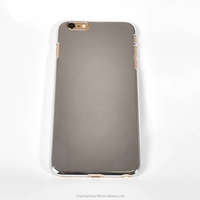 New Arrival Fancy Silver Cell Phone Cover for IPhone 6S
