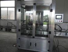 high precision vegetable oil filling machine