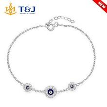 wholesale high quality fashion jewelry turkish evil evil eye bracelets
