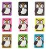 Cute 3D Owl Soft Silicone Case for iPad Mini 2 for iPad Mini Back Case