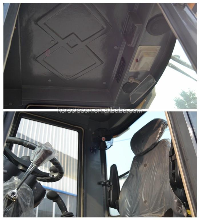 China CE loader HR920F Euro carregadeira de rodas para venda