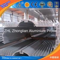 High quality industrial aluminium profile 6063 aluminum extrusion profile for industry