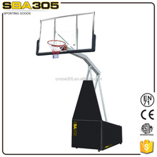 heavy duty fitness basketball stand to do exercise