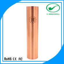 2014 electronic cigarette manufacturer china copper/black copper colonial mod clone from v-smokemall