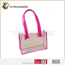 TC C140080 Alibaba express PVC cosmetic bag, custom tote bag