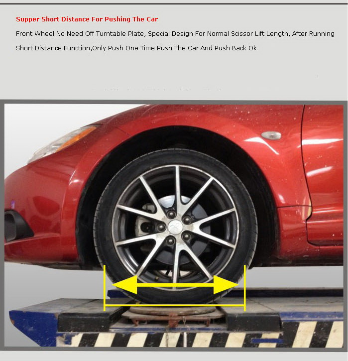 2014 new arrival automatically camera wheel alignment