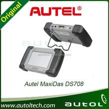 Multi Language 100% Original Autel Maxidas DS708 Universal Diagnostic Scanner Lower Price of Car Scanner
