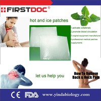 2015 free sample Arthritis Plaster/ Capsicum plasters for relieving arthritis and backache
