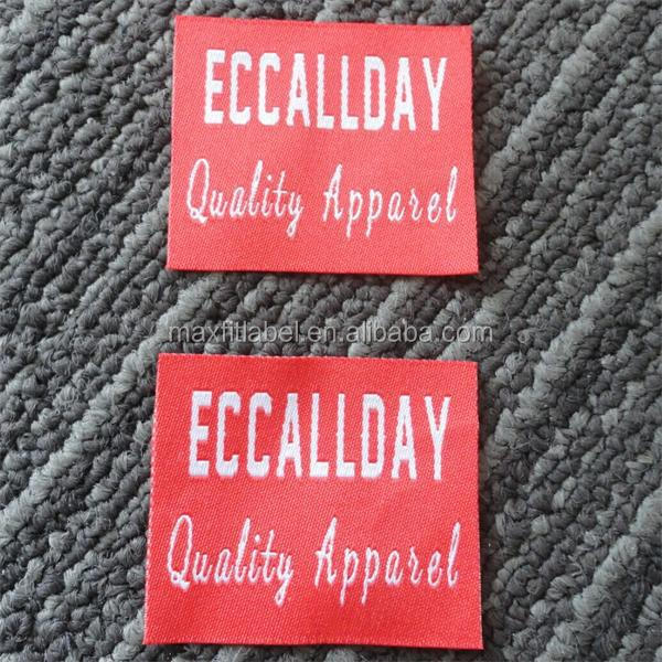 woven label 1
