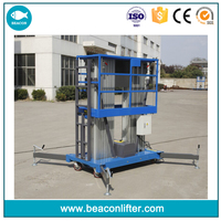 cheap price portable bridge 7 meter aluminium lift