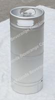 draft beer keg US 1/6bbl, AISI304 stainless steel beer keg manufacturer