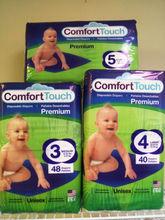 Pañales de Bebe Comfort Touch