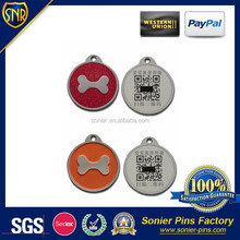 QR number key tags for business gifts,with variety of color