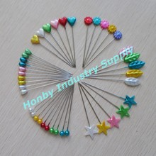 Hijab Wedding&Sewing Supplies Decorative Pearl Head Pin