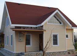 .Hotel,House,Office,Shop,Villa Use and Light Gauge Steel Material small steel frame house