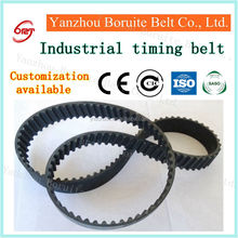 Industrial timing belts in China
