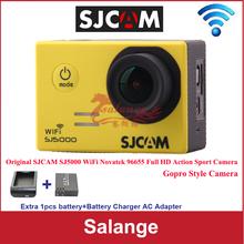 Newest Original SJCAM SJ5000 WiFi Full HD Action Sport Camera Go Pro Style 30M Waterproof 14MP H.264 1080P