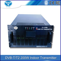 200W wireless TV dvb-t2 transmitter