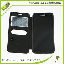 Cheap Wholesale custom mobile phone wallet case for Tecno Phantom Z