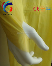 Disposable blue CPE gown/Disposable surgical gown(CE/ISO)