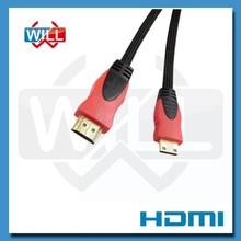 High quality China high speed double ended Hdmi To Hdmi Cable 1.3
