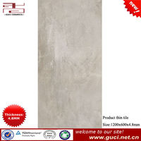 Big size 4.8mm thickness Laminated exterior panel tile