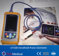 UT100 Handy Type Pulse Oximeter with Rechargeable Batteries