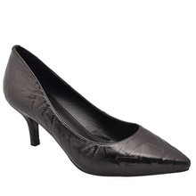 il tacco altissimo pompe di pelle di pecora maiale pelle interna laides pompe scarpe da donna sexy