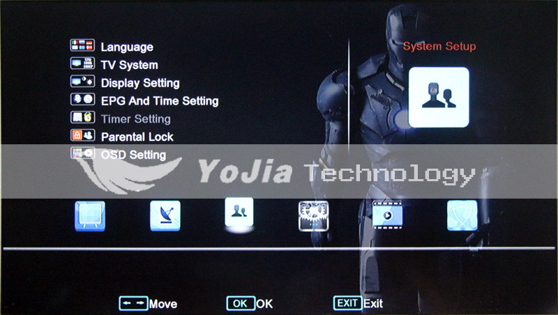 1-System Setup