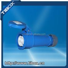 TIBOX IP44 Industrial Waterproof Hot Sale European Standard 63 amp industrial socket