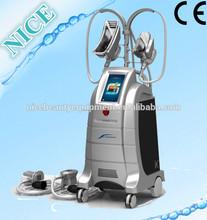 Equipo para el salón de belleza Freeze Fat / Coolshape / Crioterapia Máquina ETG50-4S caliente en España