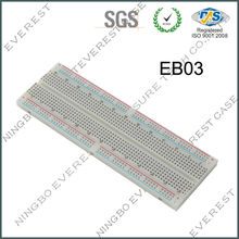 830 Tie-point MB-102 Solderless Breadboard Prototyping Design System and Testing Board