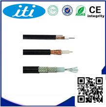 Seguridad y defensa CCTV productos CCTV accesorios por Catv / CCTV Rg6 cable coaxial 75 y 50 Ohm cable coaxial